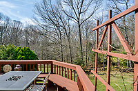 Dinner on the deck--you just want to grab the family and charcoal and breathe in the fresh air at this wonderful property minutes from suburban chaos. I can emphasize the best points of your home too!