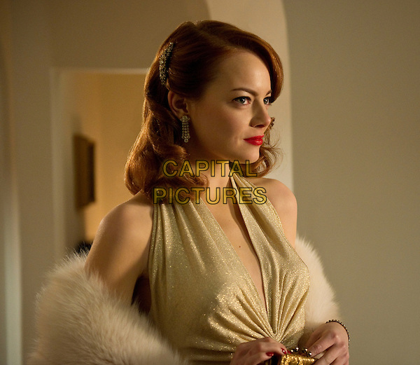 EMMA STONE .in Gangster Squad (2013) .*Filmstill - Editorial Use Only*.CAP/NFS.Supplied by Capital Pictures.