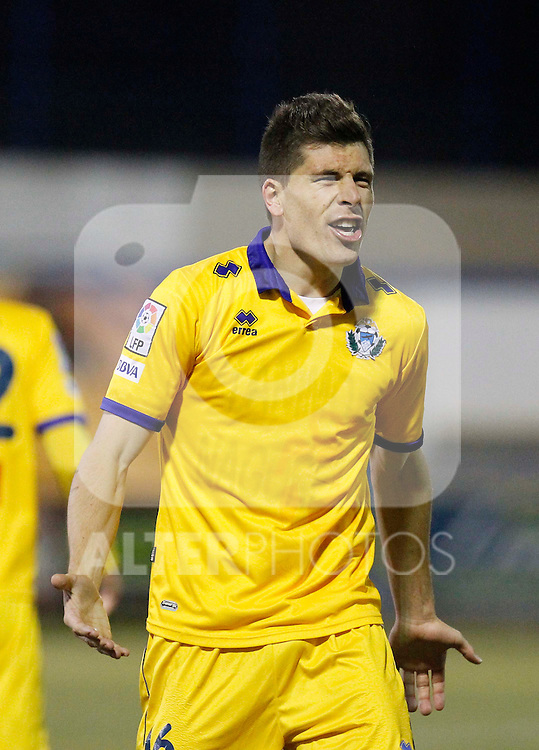 Madrid (28/01/2012) LIGA ADELANTE.ALCORCON-U.D. LAS PALMAS..AGUS...