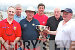 TRALEE BAY: Having great time at the Tralee Bay Sailing Club Regatta on Sunday l-r: David Buckley (Commodore), Finnbar O'Connell, Liam Freeman, Mike McDonnell, Mike Bill O'Sullivan and Gary Fort.   Copyright Kerry's Eye 2008