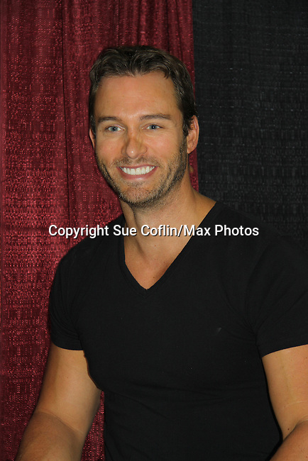Days of Our Lives Eric Martsolf at the 8th Annual Connecticut Women's Expo presented by Comcast on September 11 & 12, 2010 at the Connecticut Expo Center, Hartford, Connecticut. (Photo by Sue Coflin/Max Photos)