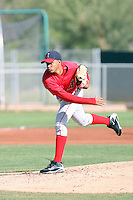 Manaurys Correa, Los Angeles Angels 2010 minor league spring training..Photo by:  Bill Mitchell/Four Seam Images.