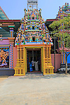 Koneswaram Kovil Hindu temple, Trincomalee, Sri Lanka, Asia
