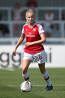 Leah Williamson of Arsenal during Arsenal Women vs Tottenham Hotspur Women, Friendly Match Football at Meadow Park on 25th August 2019