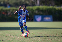 "Carson, Calif. - Thursday, July 16, 2015: U-16 Philadelphia Union vs FC Dallas during playoffs at the 2014-15 US Soccer Development Academy Finals week at Glenn ""Mooch"" Myernick Field at StubHub Center."