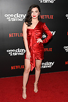 "07 February 2019 - Los Angeles, California - ISABELLA GOMEZ. Netflix's ""One Day at a Time"" Season 3 Premiere and Global Launch held at Regal Cinemas L.A. LIVE 14. Photo Credit: Billy Bennight/AdMedia"