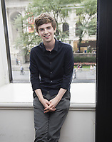 Freddie Highmore Photocall