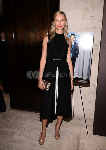 NEW YORK, NY - APRIL 16: Anna Kournikova attends The Hollywood Reporter 35 Most Powerful People In Media Celebration at The Four Seasons Restaurant on April 16, 2014 in New York City RTNPluvious/MediaPunch