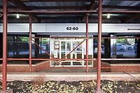Entrance at 62-60 108th Street