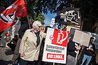 2015/08/01 Brandenburg | Zossen | Protest gegen Neonazi-Kundgebung