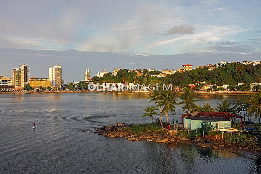 Rio Cachoeira em Ilheus, Bahia. 2016. Foto de Euler Paixao.