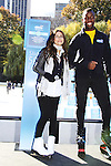 "Oral-B-Glide, along with General Hospital star Vanessa Marcil Giovinazzo and Mario Godiva (Fitness Expert), are kicking off the ""Glide Into The Holidays"" program benefitting Operation Smile by offering a day of free skating on Novermber 11, 2010 at New York's Wollman Rink in Central Park, New York City, New York. (Photo by Sue Coflin/Max Photos)"