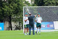 SAO PAULO, SP, 04 Janeiro 2012.Felipe Reapresentacao do Palmeiras CT  (FOTO: ADRIANO LIMA - NEWS FREE)