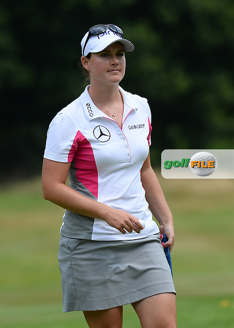 Caroline Masson of Germany during the Final Round of The ISPS Handa Ladies European Masters at The Buckinghamshire Golf Club, Denham, England. Picture: Golffile | Richard Martin-Roberts<br /> All photo usage must carry mandatory copyright credit (&copy; Golffile | Richard Martin- Roberts)