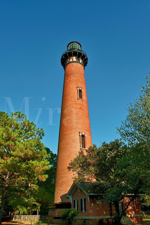 Currituck Beach Light, Corolla, North Carolina, USA