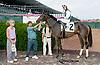 Dark Woman winning at Delaware Park on 8/29/2013