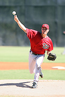 Kevin Eichhorn - Arizona Diamondbacks - 2010 Instructional League.Photo by:  Bill Mitchell/Four Seam Images..