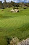 WASSENAAR  (NETH.) -  hole 3 en 4 (l) .  Golfclub Groendael in Wassenaar. COPYRIGHT KOEN SUYK
