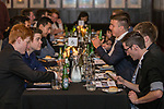 Social Dinner at the Greenbank 21 Year Reunion - Old Collegians, Kings College, Auckland, New Zealand,  Saturday, August 05, 2017.Photo: David Rowland / One-Image.com for BW Media