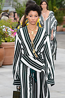 Oscar de la Renta Spring 2019 Ready-to-Wear Collection<br /> at New York Fashion Week<br /> in New York, USA on September 12, 2018.<br /> CAP/GOL<br /> &copy;GOL/Capital Pictures