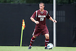 02 September 2012: Santa Clara's Wes Culver. The North Carolina State University Wolfpack defeated the Santa Clara University Broncos 2-1 at Koskinen Stadium in Durham, North Carolina in a 2012 NCAA Division I Men's Soccer game.