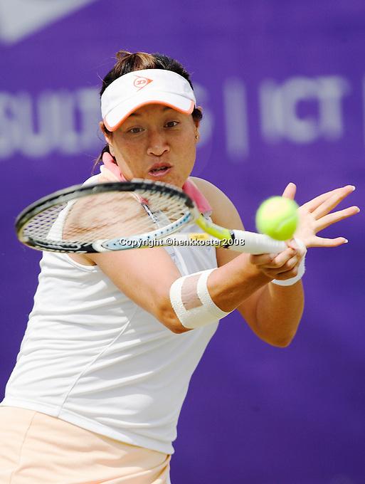 18-6-08, Rosmalen, Tennis,Ordina Open, Tamarine Tanasugarn