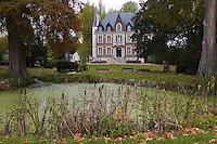 Europe/France/Centre/41/Loir-et-Cher/Sologne/Contres:  Hôtel-Restaurant: Le Manoir de Contres // Europe/France/Centre/41/Loir-et-Cher/Sologne/Contres:  Hotel: the Manor house of Contres
