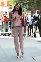 WWW.ACEPIXS.COM<br /> June 26, 2017 New York City<br /> <br /> Laura Harrier at AOL Build Speaker Series on June 26, 2017 in New York City.<br /> <br /> Credit: Kristin Callahan/ACE Pictures<br /> <br /> Tel: 646 769 0430<br /> Email: info@acepixs.com