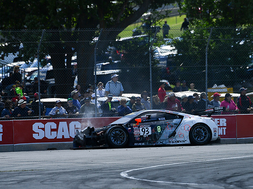 Pirelli World Challenge<br /> Grand Prix of Road America<br /> Road America, Elkhart Lake, WI USA<br /> Sunday 25 June 2017<br /> Peter Kox<br /> World Copyright: Richard Dole/LAT Images<br /> ref: Digital Image RD_USA_00317