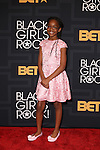 Blackish Actress MARSAI MARTIN  Attends the 2016 BLACK GIRLS ROCK! Hosted by TRACEE ELLIS ROSS  Honors RIHANNA (ROCK STAR AWARD), SHONDA RHIMES (SHOT CALLER), GLADYS KNIGHT LIVING LEGEND AWARD), DANAI GURIRA (STAR POWER), AMANDLA STENBERG YOUNG, GIFTED & BLACK AWARD), AND BLACK LIVES MATTER FOUNDERS PATRISSE CULLORS, OPALL TOMETI AND ALICIA GARZA (CHANGE AGENT AWARD) HELD AT NJPAC