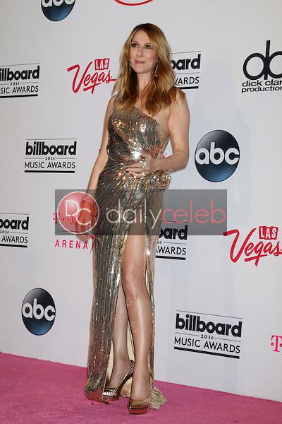 Celine Dion<br /> at the 2016 Billboard Music Awards Press Room, T-Mobile Arena, Las Vegas, NV 05-22-16<br /> David Edwards/Dailyceleb.com 818-249-4998