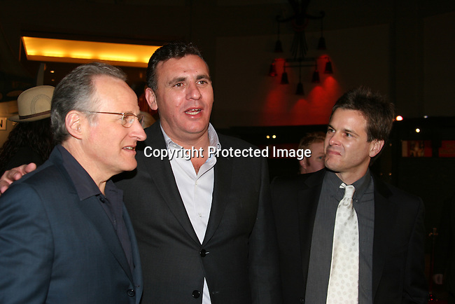 Producers Michael Mann, Graham King &amp; Charles Evans<br />