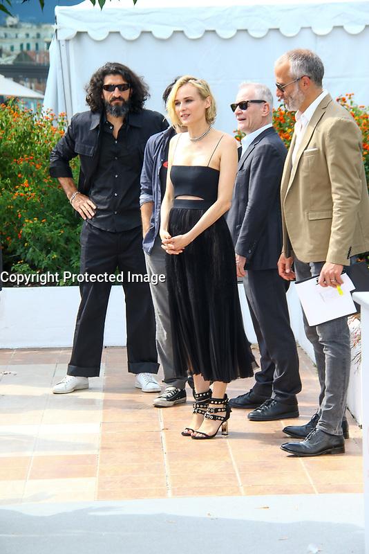 Numan Acar, Diane Kruger et Thierry Fremeaux, photocall pour le film AUS DEM NICHTS (IN THE FADE) en competition lors du soixante-dixième (70ème) Festival du Film à Cannes, Palais des Festivals et des Congres, Cannes, Sud de la France, vendredi 26 mai 2017.