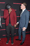 Channing Tatum and Samuel L. Jackson at The Weinstein L.A. Premiere of The Hateful Eight held at The Arclight Theatre in Hollywood, California on December 07,2015                                                                   Copyright 2015 Hollywood Press Agency