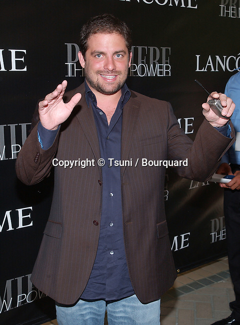 Brett Radner arriving at the New Power Players Under 35 luncheon at the Four Seasons Hotel in Los Angeles. May 29, 2002.            -            RatnerBrett05.jpg