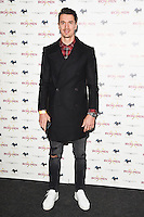 "Jose Fonte<br /> arrives for the ""Iron Men"" premiere at the Mile End Genesis cinema, London.<br /> <br /> <br /> ©Ash Knotek  D3236  02/03/2017"