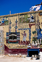 EGY, Aegypten, Luxor: Alabasterfabrik | EGY, Egypt, Luxor: Alabaster factory