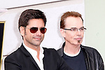 LOS ANGELES - FEB 6: John Stamos; Billy Bob Thornton at a ceremony where their rock band 'America' in honored with a star on the Hollywood Walk of Fame in Los Angeles, California