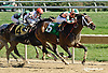 Divine View winning at Delaware Park on 9/27/14