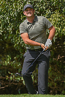 Patrick Reed (USA) watches his tee shot on 2 during round 3 of the World Golf Championships, Mexico, Club De Golf Chapultepec, Mexico City, Mexico. 2/23/2019.<br /> Picture: Golffile | Ken Murray<br /> <br /> <br /> All photo usage must carry mandatory copyright credit (© Golffile | Ken Murray)