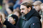 Norwich City manager Daniel Farke during the Premier League match at Carrow Road, Norwich. Picture date: 8th December 2019. Picture credit should read: James Wilson/Sportimage