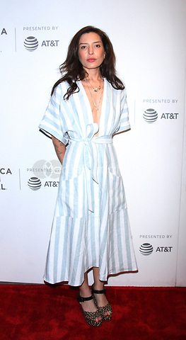 NEW YORK, NY April 21, 2017  Reed Morano attend 2017 Tribeca Film Festival premiere of The Handmaid's Tale  at BMCC Tribeca PAC in New York April 21,  2017. Credit:RW/MediaPunch