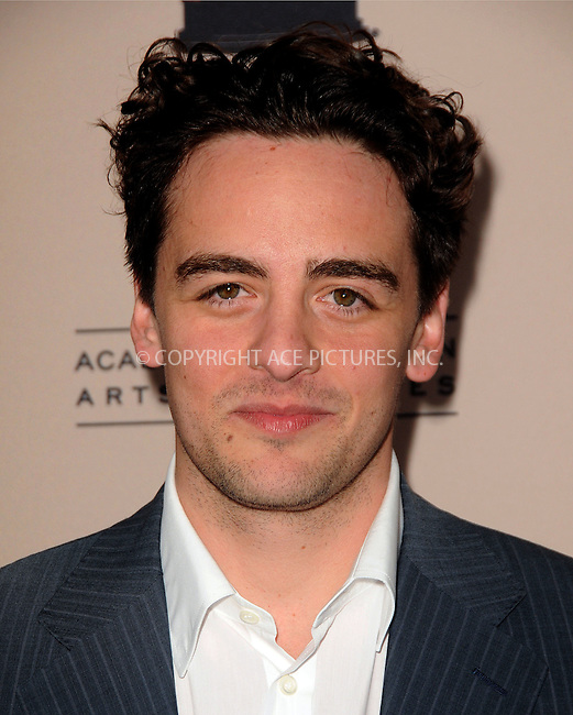 WWW.ACEPIXS.COM . . . . .  ....April 26 2012, LA....Actor Vincent Piazza at an evening with 'Boardwalk Empire' at the Leonard H. Goldenson Theatre on April 26, 2012 in North Hollywood, California.....Please byline: PETER WEST - ACE PICTURES.... *** ***..Ace Pictures, Inc:  ..Philip Vaughan (212) 243-8787 or (646) 769 0430..e-mail: info@acepixs.com..web: http://www.acepixs.com