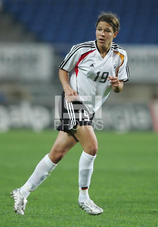 MAR 13, 2006: Faro, Portugal:  Celia Okoyino Da Msabi