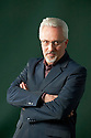 Alan Hollinghurst, Novelist and writer of the  2004 Booker Prize Winning  The Line of Beauty and  its follow up The Stranger's Child  at The Edinburgh International Book Festival 2011.  Credit Geraint Lewis