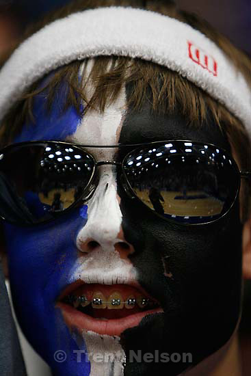 Rich fans. Richfield - Piute vs. Rich high school girls basketball, 1A state championship game at the Sevier Valley Center, Saturday, February 16, 2008..; 2.16.2008