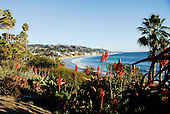 Laguna Beach Stock Photograph