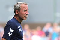 Charlton Athletic Manager, Lee Bowyer during Welling United vs Charlton Athletic, Friendly Match Football at the Park View Road Ground on 13th July 2019