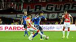 El clásico bogotano de la fecha 10, entre Millonarios y Santa Fe, jugado en el Nemesio Camacho El Campín, terminó empatado 1-1.