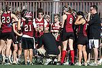 Santa Barbara, CA 02/14/09 - Santa Clara women lacrosse
